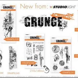 Studio Light Stamp Grunge Collection