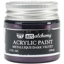 Art Alchemy Metallique Dark Velvet