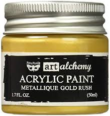 Art Alchemy Metallique Gold Rush