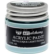 Art Alchemy Metallique Light Patina