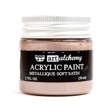 Art Alchemy Metallique Soft Satin