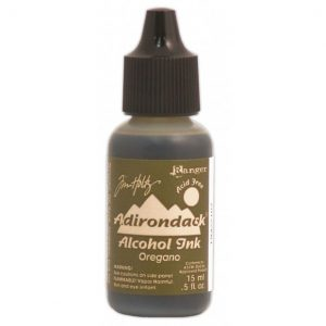 Adirondack alcohol ink open stock earthones oregano