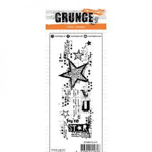 STAMPSL411 - Stamp Grunge Collection 3.0, nr.411