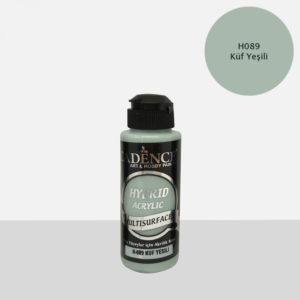 Cadence Hybrid metallic acrylic paint (semi matt) Mould Green 0089 120 ml
