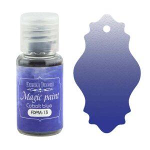 DRY PAINT MAGIC PAINT COBALT BLUE 15ML