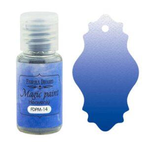 DRY PAINT MAGIC PAINT HEAVENLY 15ML