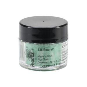 Jacquard Pearl Ex Powdered Pigment 3g Emerald