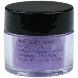 Jacquard Pearl Ex Powdered Pigment 3g Reflex Violet