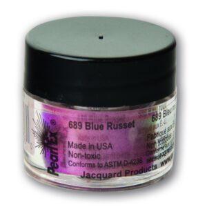 Jacquard Pearl Ex Powdered Pigment 3g Blue Russet