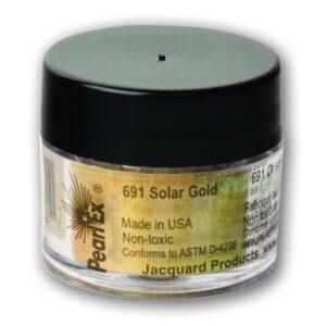 Jacquard Pearl Ex Powdered Pigment 3g Solar Gold